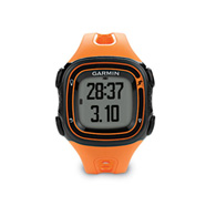 garmin forerunner 10 (orange & black)