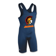 brute high cut youth wrestling singlet