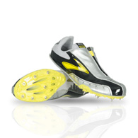 brooks men's pr sprint track spikes