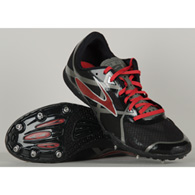 brooks pr md 3 men's track spikes