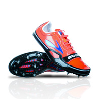 brooks pr sprint track spikes