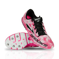 brooks mach 15 women's xc spikes