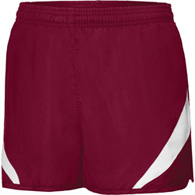 women's ua interval short