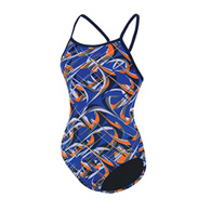 dolfin reliance v back women's swim