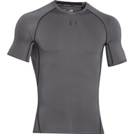 ua heatgear armour youth fitted shirt