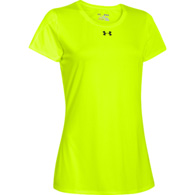 ua block party s/s girls jersey