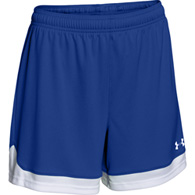 ua maquina women's short