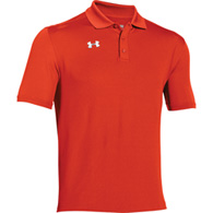 ua team armour men's polo