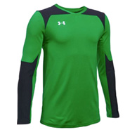 ua threadborne wall gk youth jersey