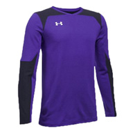 ua threadborne wall gk men's jersey