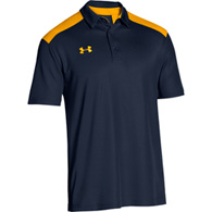 ua colorblock men's polo