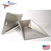 stainless steel vault box (box only)