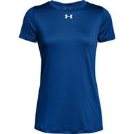 ua locker women's s/s tee 2.0
