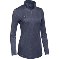 ua women's novelty 1/4 zip