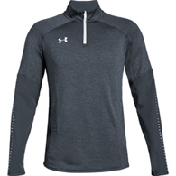 ua qualifier hybrid men's 1/4 zip