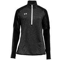 ua qualifier hybrid women's 1/4 zip