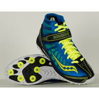 saucony lanzar javelin track spikes