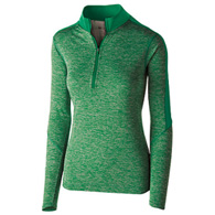 holloway electrify women's 1/2 zip
