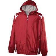holloway collision warm-up jacket