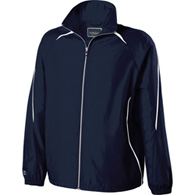 holloway invigorate warm-up jacket