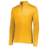 augusta attain men's 1/4 zip