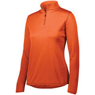 augusta attain ladies 1/4 zip