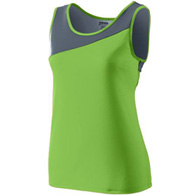 accelerate ladies singlet