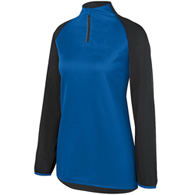 augusta ladies record setter pullover