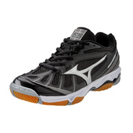 mizuno wave hurricane women's vball shoe