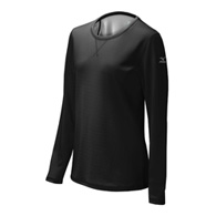 mizuno core dual hybrid youth top