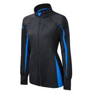mizuno focus full zip youth jacket