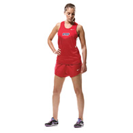 nike women's burner team id singlet