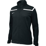 nike avenger women's knit jacket