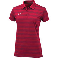 nike preseason women's polo