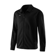 speedo male streamline warm up jacket