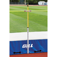 gill high jump measuring rod