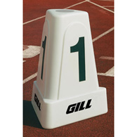 gill lane markers (1-8)