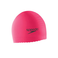 speedo junior solid latex caps