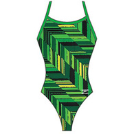 speedo angles flyback girl's swimsuit