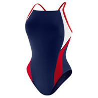 speedo launch splice youth cross back