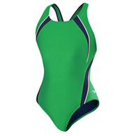 speedo taper splice women's swim