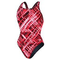 speedo crystal flash adult drop back