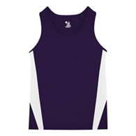 badger stride men's singlet