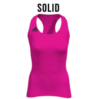 adidas custom compression women's tank