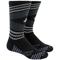 adidas speed mesh team crew sock