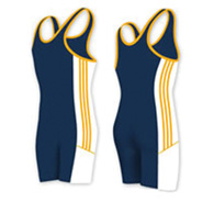 adidas custom sublimated lycra singlet
