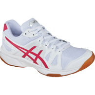 asics women's upcourt volleyball shoe