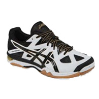 asics gel-tactic men's volleyball shoe