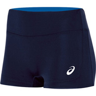 asics volley booty short