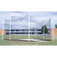 gill steel high school discus cage